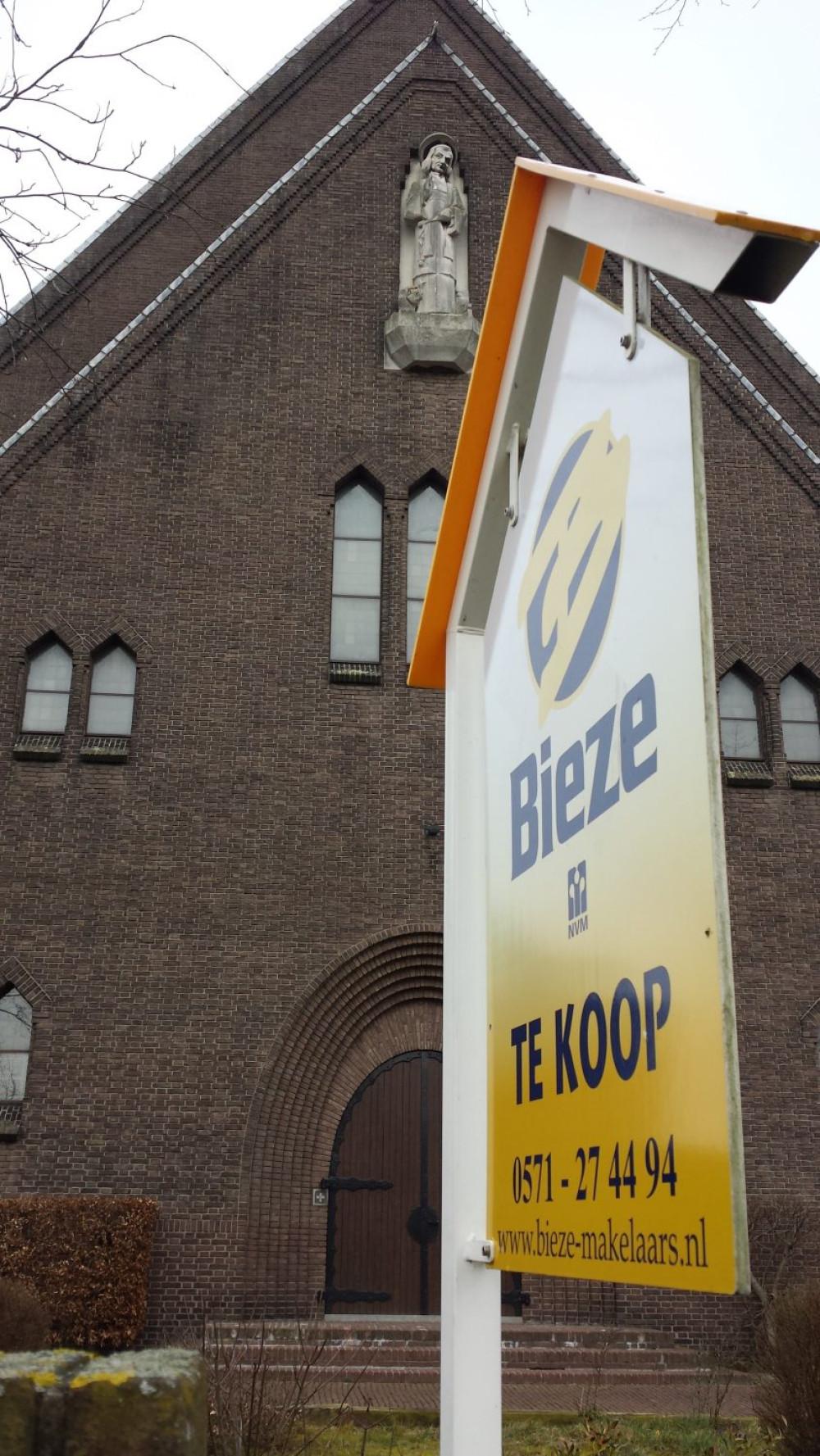 kerk te koop