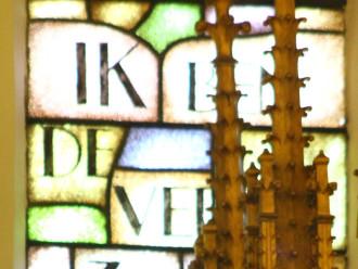 kerk detail